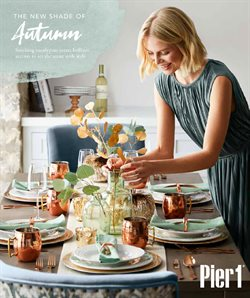 Pier 1 Imports deals in the Vancouver flyer
