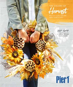 Home & Furniture offers in the Pier 1 Imports catalogue in Montreal