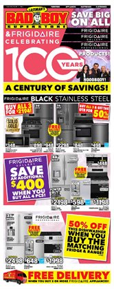 Electronics & Appliances offers in the Bad Boy Superstore catalogue in Toronto