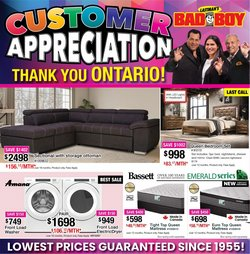 Bad Boy Superstore deals in the Bad Boy Superstore catalogue ( 10 days left)