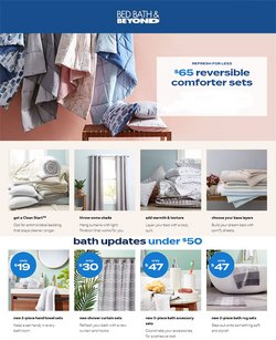 Bed Bath & Beyond catalogue ( Published today )