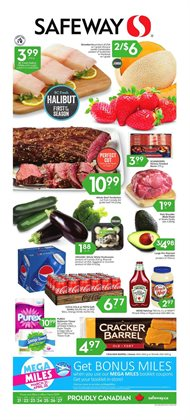 Safeway deals in the Calgary flyer