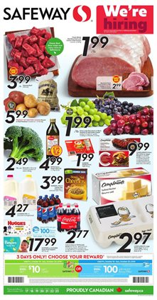 Grocery offers in the Safeway catalogue in Chilliwack