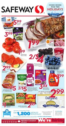 Safeway deals in the Winnipeg flyer