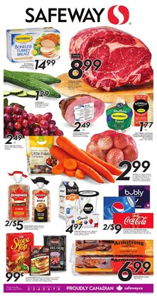 Safeway catalogue in Calgary ( 2 days left )