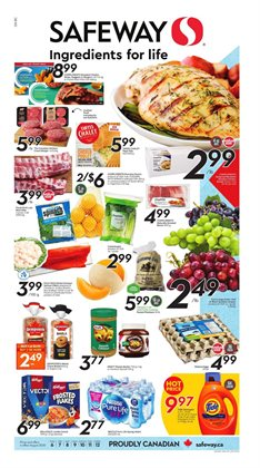 Safeway catalogue in Winnipeg ( Published today )