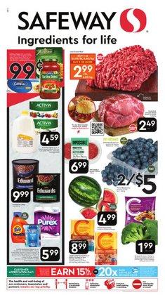 Safeway deals in the Safeway catalogue ( Expired)