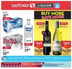 Safeway catalogue ( 3 days left)