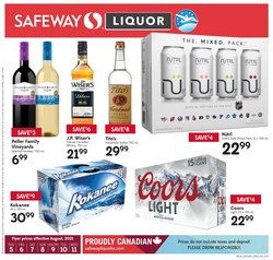 Grocery deals in the Safeway catalogue ( Published today)