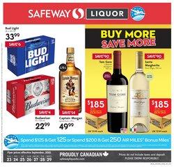 Safeway catalogue ( Expires tomorrow)