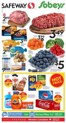 Safeway deals in the Safeway catalogue ( Expires tomorrow)