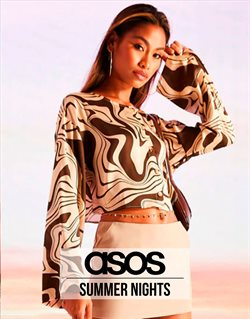 Clothing, Shoes & Accessories deals in the Asos catalogue ( 23 days left)
