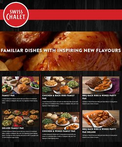 Swiss Chalet catalogue ( Expired )