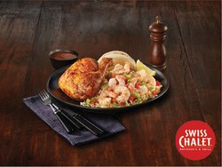 Swiss Chalet deals in the Swiss Chalet catalogue ( Expired)