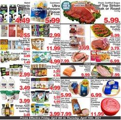 Greco's Fresh Markets catalogue ( 3 days left )