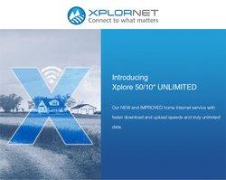 Xplornet deals in the Xplornet catalogue ( Expires today)