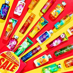 Bath & Body Works deals in the Vancouver flyer