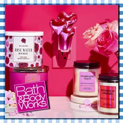 Bath & Body Works catalogue ( 2 days left )