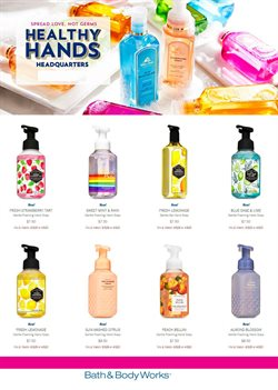 Pharmacy & Beauty offers in the Bath & Body Works catalogue in Montreal ( 1 day ago )