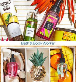 Pharmacy & Beauty offers in the Bath & Body Works catalogue in Toronto ( 5 days left )