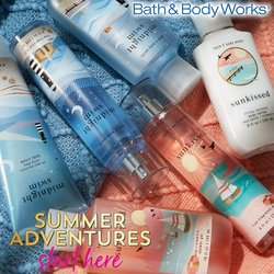 Bath & Body Works deals in the Bath & Body Works catalogue ( 2 days left)