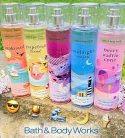 Bath & Body Works deals in the Bath & Body Works catalogue ( 3 days left)