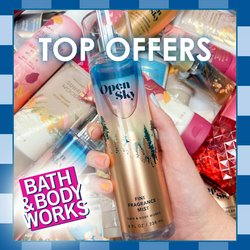 Pharmacy & Beauty deals in the Bath & Body Works catalogue ( Published today)