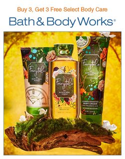 Bath & Body Works catalogue ( Published today)
