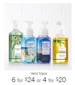 Bath & Body Works deals in the Toronto flyer