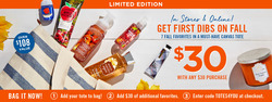 Bath & Body Works deals in the Montreal flyer