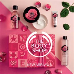 Pharmacy & Beauty offers in the The Body Shop catalogue in Vancouver
