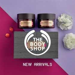 Pharmacy & Beauty offers in the The Body Shop catalogue in Hamilton