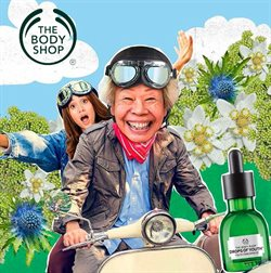 The Body Shop deals in the Montreal flyer