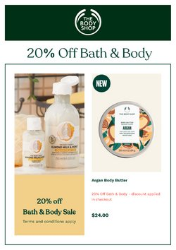 The Body Shop deals in the The Body Shop catalogue ( 14 days left)