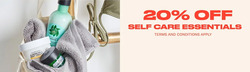 The Body Shop coupon ( Expires tomorrow )