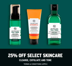 The Body Shop coupon ( 9 days left )