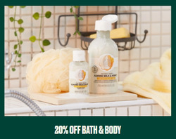 The Body Shop coupon in Victoria BC ( 2 days ago )