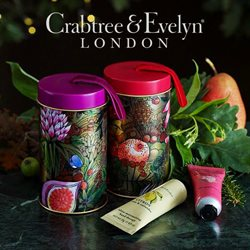 Crabtree & Evelyn deals in the Toronto flyer