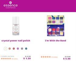 Essence Cosmetics catalogue ( Expired )