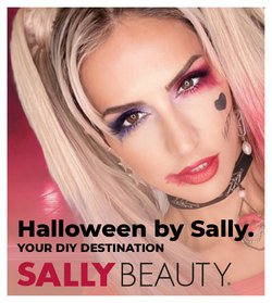 Pharmacy & Beauty deals in the Sally Beauty catalogue ( Published today)