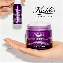 Pharmacy & Beauty offers in the Kiehl's catalogue in Montreal