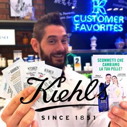 Kiehl's deals in the Toronto flyer