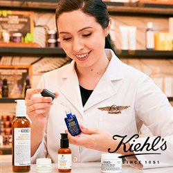 Pharmacy & Beauty offers in the Kiehl's catalogue in Edmonton ( More than a month )
