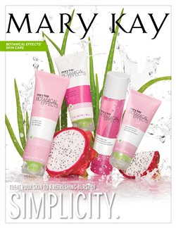 Mary Kay deals in the Toronto flyer