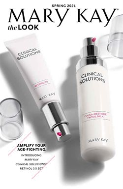 makeup deals in the Mary Kay catalogue ( More than a month)