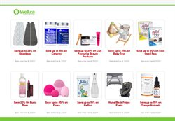Pharmacy & Beauty offers in the Well catalogue in Victoria BC ( Expires tomorrow )