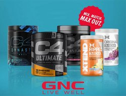 Pharmacy & Beauty offers in the GNC catalogue in Toronto ( 5 days left )