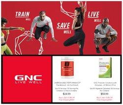 Pharmacy & Beauty deals in the GNC catalogue ( 1 day ago)