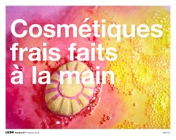 Pharmacy & Beauty offers in the LUSH catalogue in Montreal