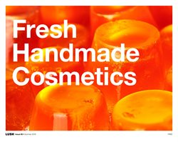 Pharmacy & Beauty offers in the LUSH catalogue in Toronto